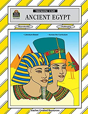 Ancient Egypt Thematic Unit 9781557342928