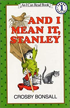 And I Mean It, Stanley Book and Tape [With Book] 9781559942652