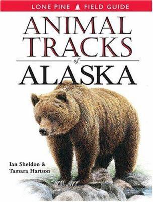 Animal Tracks of Alaska 9781551052441
