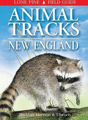 Animal Tracks of New England 9781551052465