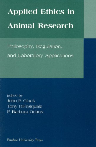 Applied Ethics in Animal Research 9781557531377