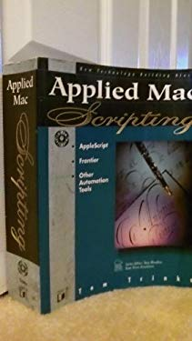 Applied Mac Scripting 9781558283305