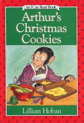 Arthur's Christmas Cookies Book and Tape [With Book] 9781559942171