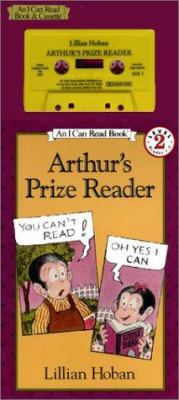 Arthur's Prize Reader Book and Tape: Arthur's Prize Reader Book and Tape [With Book]