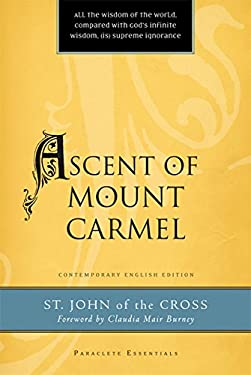 Ascent of Mount Carmel 9781557257789