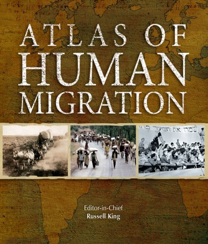 Atlas of Human Migration 9781554072873