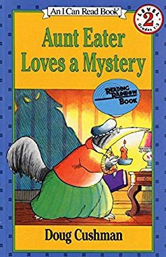 Aunt Eater Loves a Mystery Book and Tape: Aunt Eater Loves a Mystery Book and Tape [With Book] 9781559944359