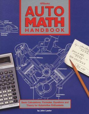 Auto Math Handbook Hp1020 9781557880208