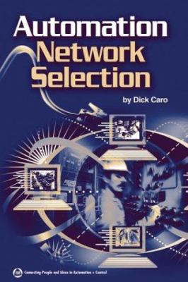 Automation Network Selection 9781556178610