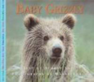 Baby Grizzly 9781550415773