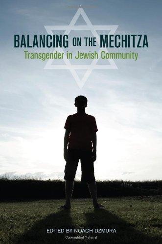 Balancing on the Mechitza: Transgender in Jewish Community 9781556438134