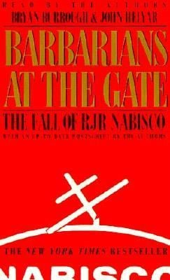 Barbarians at the Gate: Barbarians at the Gate 9781559942669