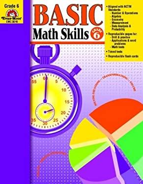 Basic Math Skills Grade 6 9781557999399