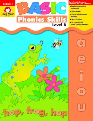 Basic Phonics Skills, Level B 9781557999672