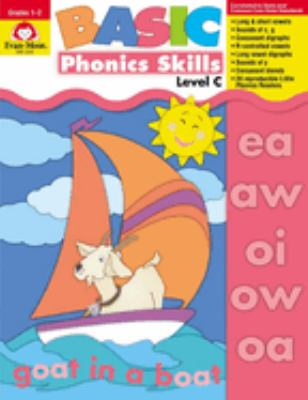 Basic Phonics Skills Level C 9781557999689