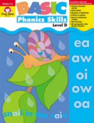 Basic Phonics Skills, Level D: EMC 3321 9781557999696