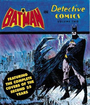 Batman Detective Comics: The Complete Covers of the Second 25 Years 9781558598379
