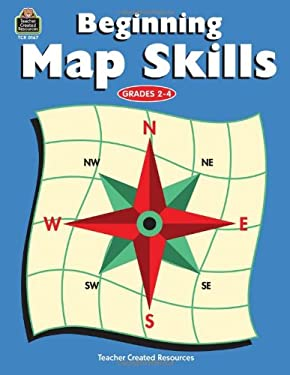 Beginning Map Skills 9781557341679