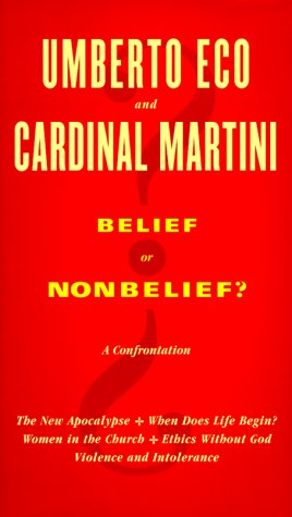 Belief or Nonbelief? 9781559704977