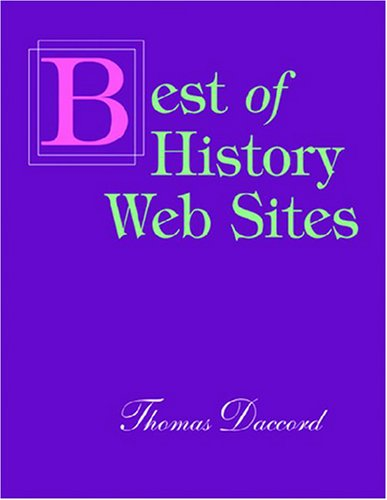 Best of History Web Sites 9781555706111