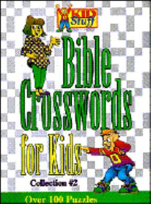 Bible Crosswords for Kids 9781557487261