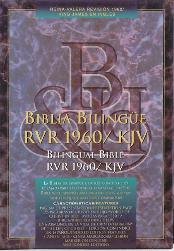 Bilingual Bible-PR-RV 1960/KJV 9781558190344