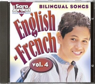 Bilingual Songs: English-French: Vol 4 9781553860518