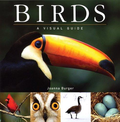Birds: A Visual Guide 9781554071777