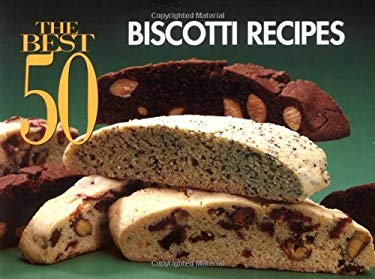 Biscotti Recipes 9781558671294