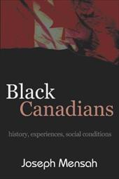 Black Canadians: History, Experience, Social Conditions 6846512