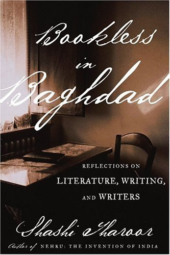 Bookless in Baghdad: Reflections on Writing and Writers 9781559707572