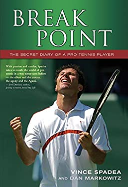 Break Point: The Secret Diary of a Pro Tennis Player 9781550227291