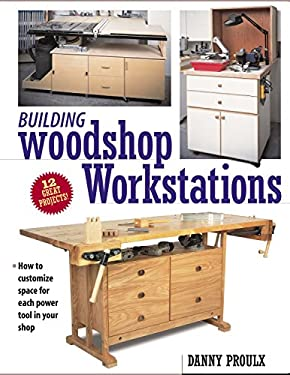 Building Woodshop Workstations 9781558706378