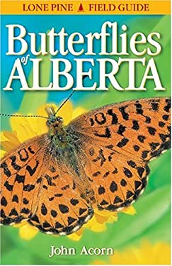 Butterflies of Alberta 9781551050287