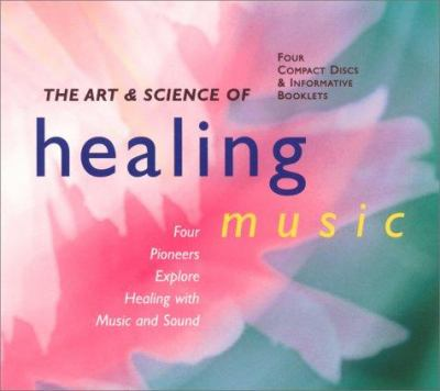 CD Healing Music - 4 CD Set 9781559612951
