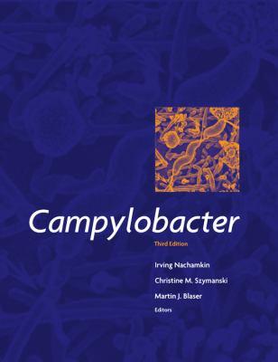 Campylobacter 9781555814373