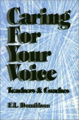 Caring for Your Voice: Teachers and Coaches 9781550591194