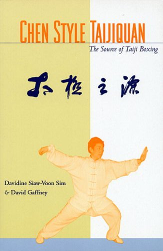 Chen Style Taijiquan: The Source of Taiji Boxing 9781556433771