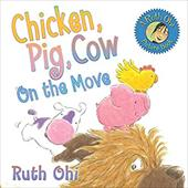Chicken, Pig, Cow on the Move 6855896