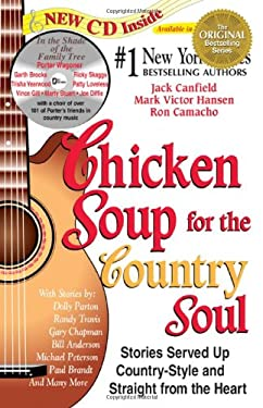 Chicken Soup for the Country Soul [With Country Soul CD] 9781558745629