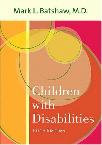 Children with Disabilities 9781557665812