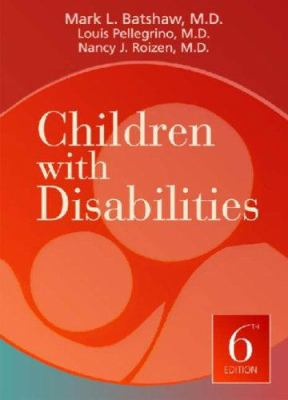 Children with Disabilities 9781557668585