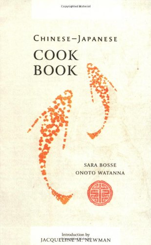 Chinese-Japanese Cook Book 9781557093714