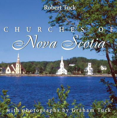 Churches of Nova Scotia 9781550024784