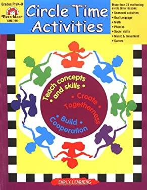 Circle Time Activities 9781557996640
