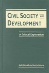 Civil Society & Development: A Critical Exploration 6870076