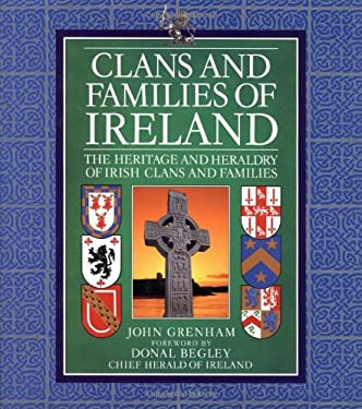 Clans and Families of Ireland 9781555218874