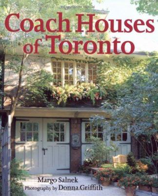 Coach Houses of Toronto 9781550464276