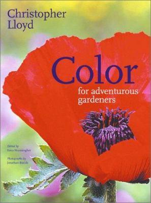 Color for Adventurous Gardeners 9781552975329