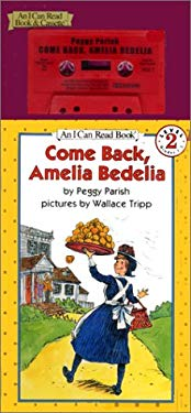 Come Back, Amelia Bedelia Book and Tape [With Book] 9781559942256